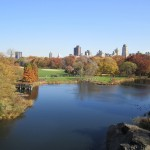 Passeggiando per Central Park, NY